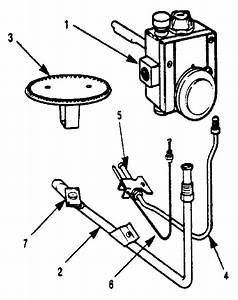 Rheem 44x50 Gas Water Heater Parts
