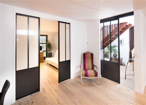 cuisine style loft industriel cuisine style loft industriel 5 portes coulissantes