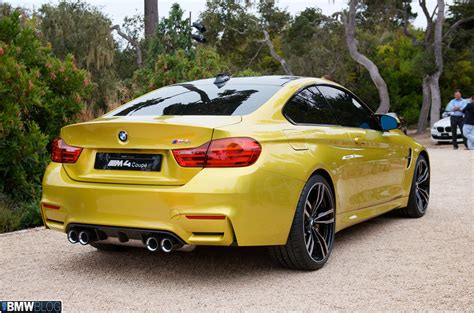 Gambar Mobil Bmw M4 Coupe real photos bmw m4 coupe at pebble