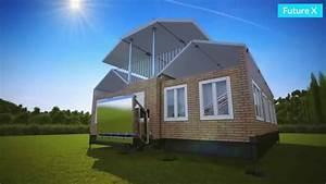 Pop Up House Avis : pop up home attached to a truck youtube ~ Dallasstarsshop.com Idées de Décoration
