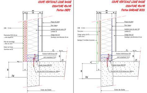 construction maison bois notre descriptif technique complet