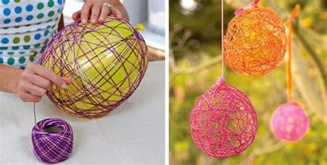 decoration de paques facile d 233 coration de p 226 ques avec ballons et ficelle idees originales d 233 co d 233 coration et bricolage