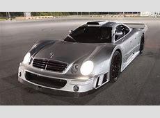 Glorious MercedesBenz CLK GTR Exhaust Noise