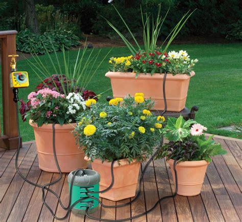 un syst 232 me d arrosage automatique pour nos plantes en pot batirenover