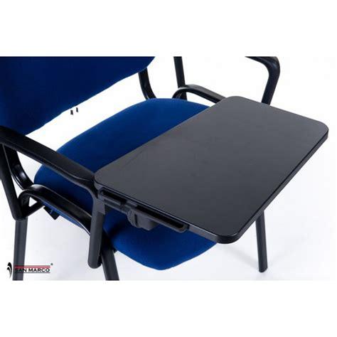 sedia scrittoio sedie con scrittoio ribaltabile blue chair san marco