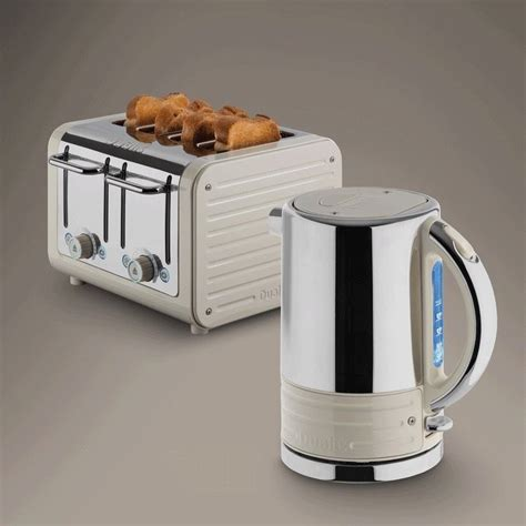 dualit 4 slice architect toaster dualit architect stainless steel kettle 4 slice toaster