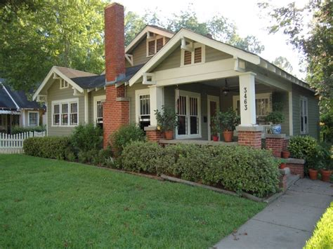 Oldstyle Bungalow Home Plans Craftsman Bungalow Style