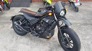 Honda Cmx 500 Rebel : honda rebel cmx 500 300 custom bike motozaaa youtube ~ Medecine-chirurgie-esthetiques.com Avis de Voitures