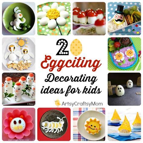 egg decoration ideas artsy craftsy mom