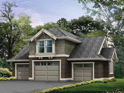 House Plans With Detached Garage Apartments by Detached Garage Plans For Modern Home 4 Car Garage