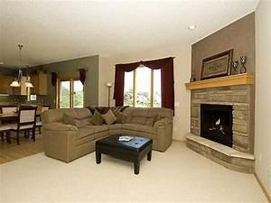living room furniture arrangement with corner fireplace With furniture placement in living room with corner fireplace