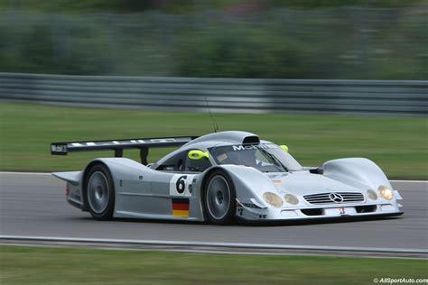 Mercedes CLR group GTP (1999) - Racing Cars