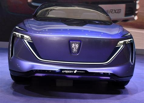 This is Roewe Vision-i Concept Car Debuted on 2019 ...