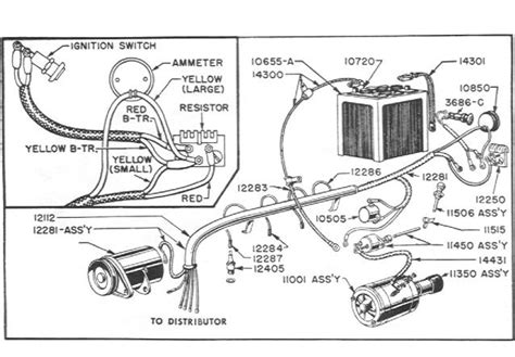 ford 9n 2n 8n discussion board re wiring diagram for a 9n ford