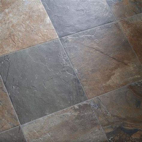 slate looking tile floor ceramics slate and tiled floors on pinterest
