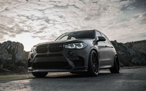 Bmw X5 M Wallpapers by Wallpapers Bmw X5 M 2018 Z Performance Black