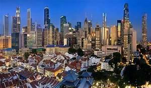 The Tallest Buildings In Singapore - WorldAtlas.com