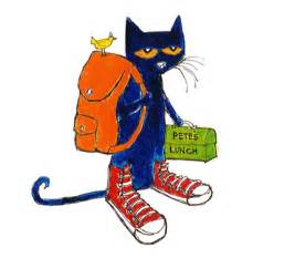pet the cat pete the cat activity page great expectations
