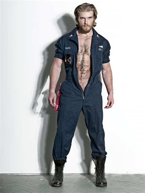 with you jumpsuit josh dibble from americas next top model 2003 workman
