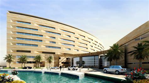 Zayed Military Hospital  Architect Magazine  Leo A Daly