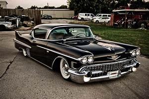 '58 Cadillac Deville Coupe