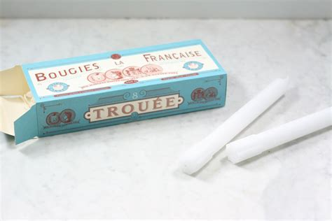 bougie a la franaise bougies la fran 231 aise hollow candles flotsam and fork