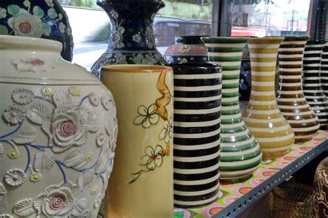 harga tiket masuk kerajinan keramik dinoyo malang