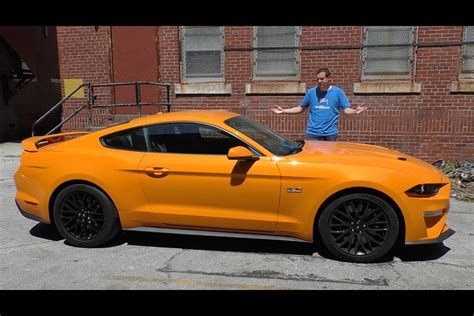 video heres    ford mustang gt  costs