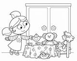Coloring Tea Boston Birthday Fancy Nancy Colouring Printable Sheets Parties Iced Toca Boca Clipart Adult Getcolorings Hatter Mad Kiboomukidssongs Library sketch template