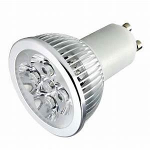 Spot à Led : led spot gu10 230v 230v 3 watt ~ Melissatoandfro.com Idées de Décoration
