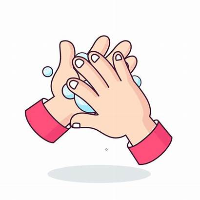 Coronavirus Dientes Manos Wash Hands Covid Cepillo