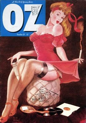 oz magazine london historical cultural collections
