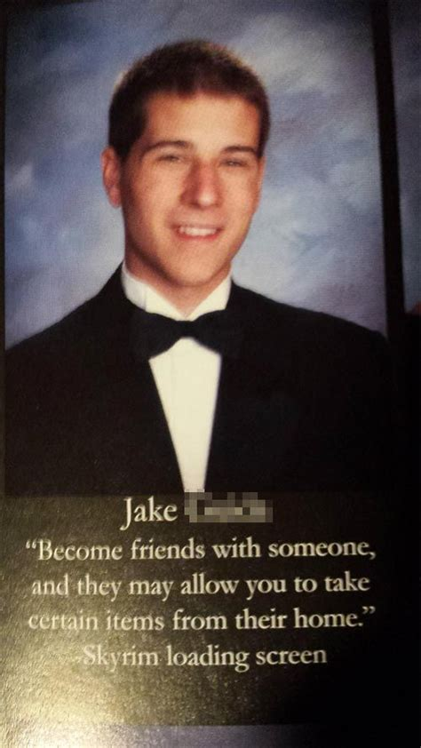 funny yearbook quote hilarious funny yearbook quotes