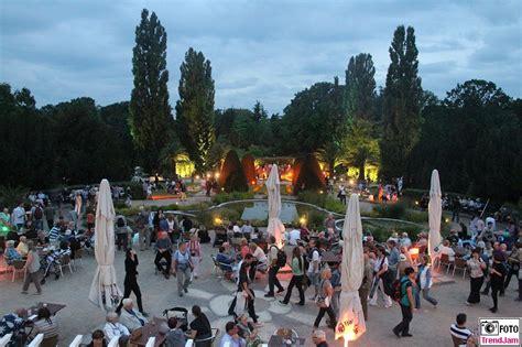 Wetter Berlin Botanischer Garten die botanische nacht bei karibischem wetter im botanischen