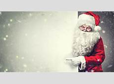 Yes, Virginia, there really is a Santa Claus, and he's