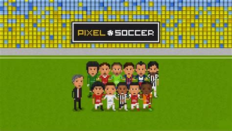 pixel soccer video game   support