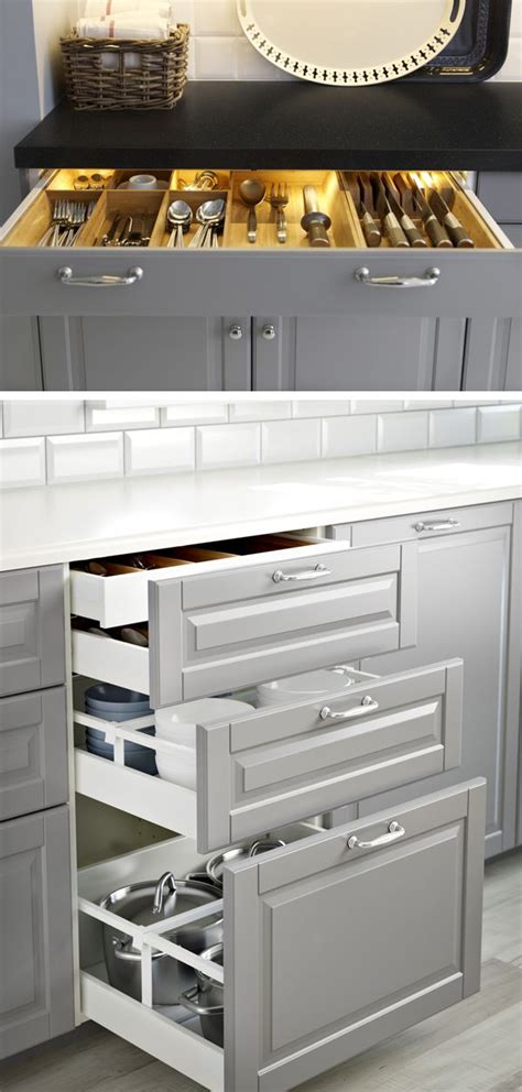 ikea kitchen island with drawers create the kitchen of your dreams with ikea sektion
