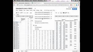 Kalkylblad I Google Drive Del 9  Sortering Och Filter