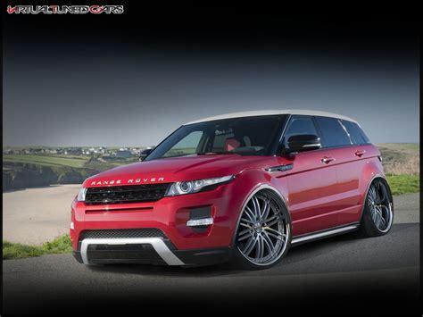 Land Rover Range Rover Evoque Modification by Land Rover Range Rover Evoque Price Modifications