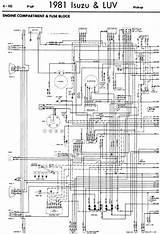 Chevrolet Luv Diagrama