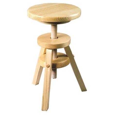 tabouret bois reglable achat vente tabouret bois reglable pas cher cdiscount