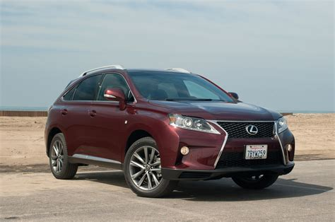 2014 Lexus Rx350 Reviews And Rating Motor Trend