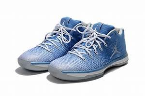 """2017 Air Jordan 31 (XXXI) Low """"UNC"""" Blue/White-College ..."""