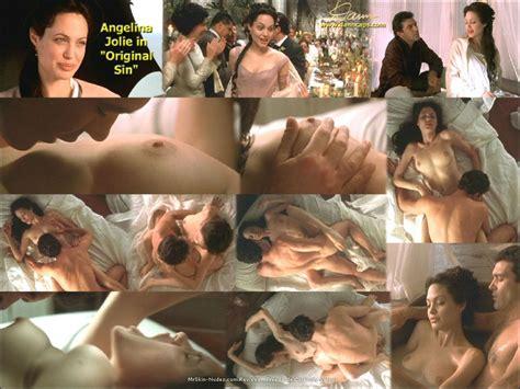 Angelina Jolie Original Sin Sex Video Girls Wild Party