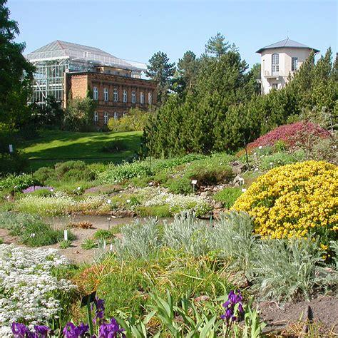 Botanischer Garten Der Martinlutheruniversität Halle