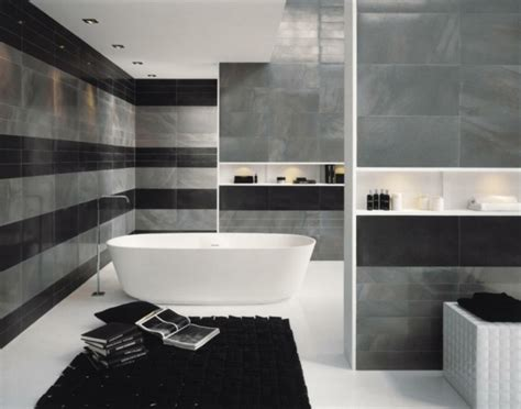 chambre ultra moderne carrelage salle de bains 34 idées avec la mosaïque