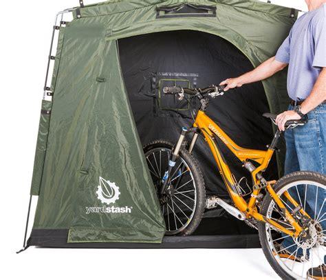 Amazon.com: The YardStash III: Space Saving Outdoor Bike