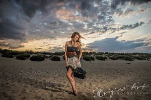 dramatic portraits With dramatic outdoor lighting photography