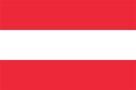 flagge oesterreich