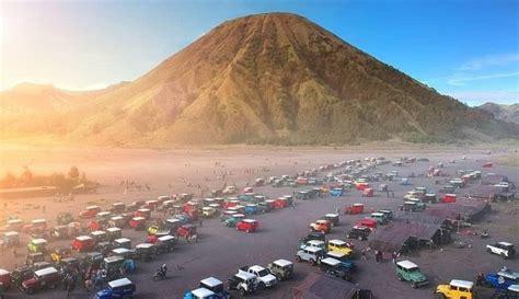 wisata gunung bromo ditutup  perayaan nyepi